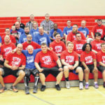 Annual ball game raises funds for park project