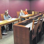 Students enact mock trial at Supreme Court