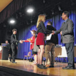 Rotarians recognize Logan County's top students