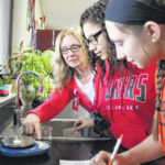 Local grant funds science class equipment