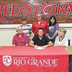 Southern's Lemley to play for RedStorm