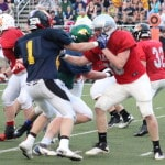 Additional scenes from the BACF Football Classic