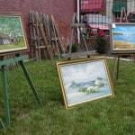 Local artists display 'Art in the Park'