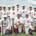 Meigs festival showcases 'vintage' baseball