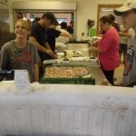 Firefighters' barbecue a hit in Racine