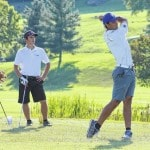 Younger Blue Devils win Gallia County golf quad