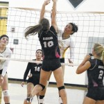 Lady Eagles win opener