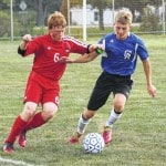 Spartans fend off GA soccer, 2-1