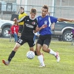 Blue Devils fall to Point, 4-2