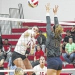 URG volleyball bounces Bears