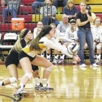 Lady Eagles outlast South Gallia in 4