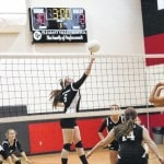 Lady Knights top LC