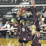 Lady Raiders sweep Vinton County