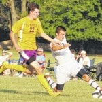 OVCS, Flyers battle to 3-3 draw