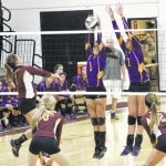 Lady Tornadoes storm past Meigs
