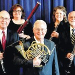Ohio Valley Symphony Woodwind Quintet performs Oct. 4 at Ariel Theatre in Gallipolis