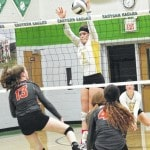 Lady Eagles roll past Belpre