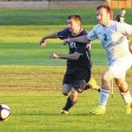 Defenders fall to Grace, 3-1