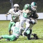 Eagles fall to Waterford, 35-7