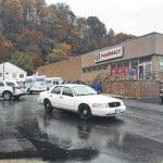 Pomeroy Police, BCI on-scene at Rite Aid
