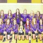 Southern shares TVC Hocking volleyball crown