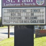 Thanksgiving dinners planned in Bend Area