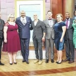 New Haven couple finishes strong on 'Steve Harvey Show' challenge