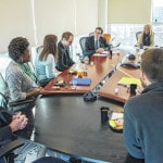 Marshall hosts Jenkins in research roundtables