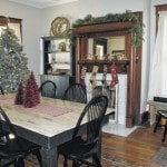 Mason home open for Christmas open house