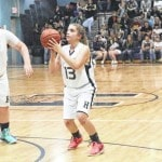 Van downs Lady Wildcats, 58-36