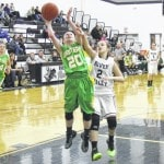Eastern rocks Lady Raiders, 45-34