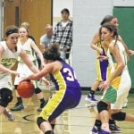 Eastern surges past Lady Flyers, 60-36