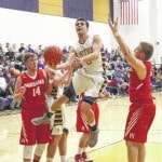 Southern slips past White Falcons, 51-48