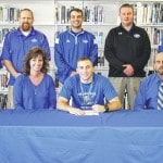 Kole Carter signs with Morehead State