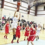 Lady Defenders outlast Wahama, 32-25