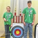Eastern students place in national archery tourney