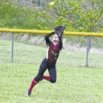 Lady Tigers knock off Meigs, 8-3