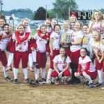 Lady Falcons advance to regionals