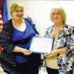 Meigs Pomona Grange honors Parker