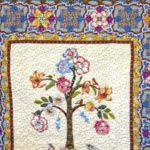 DAR talks quilt care, storage