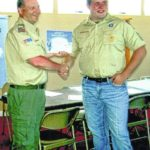 Keller earns Eagle Scout rank