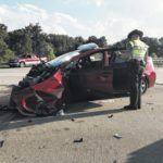 Two injured in US 33 collision