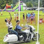 Biker Sunday rolls into area