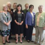 Meigs DAR honors local women