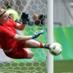 US ousted, Sweden wins 4-3 on penalties after 1-1 draw