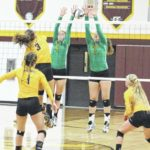 Lady Eagles rally past Meigs