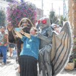 The Mothman crowd: Preparing for record number of visitors to this year's festival