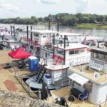 Sternwheels roll into town for annual festival
