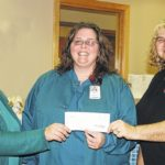 Holzer receives donation from Fruth pharmacies
