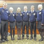 River Valley FFA places at state